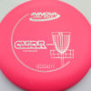 Aviar - Putt and Approach - pink - dx - silver - 304 - 175-176g - 173-7g - somewhat-flat - somewhat-stiff