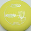 Aviar - Putt and Approach - yellow - dx - silver - 304 - 175g - 174-0g - somewhat-flat - neutral