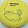 Aviar - Putt and Approach - yellow - dx - black - 304 - 175g - 176-9g - somewhat-flat - neutral