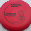 Aviar - Putt and Approach - red - dx - black - 304 - 167g - 176-5g - somewhat-flat - somewhat-stiff