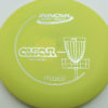 Aviar - Putt and Approach - yellowgreen - dx - silver - 304 - 175g - 174-4g - somewhat-flat - somewhat-stiff