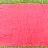 Terry Towel - red