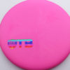 Logic - Exo Soft - pink - rainbow - 176g - 174-6g - puddle-top - somewhat-gummy